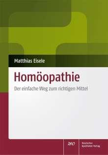 Matthias Eisele: Homöopathie, Buch