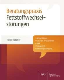 Heide Tetzner: Fettstoffwechselstörungen, Buch