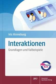 Iris Hinneburg: Interaktionen, Buch