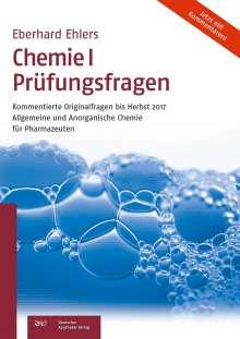 Eberhard Ehlers: Chemie I Prüfungsfragen, Buch