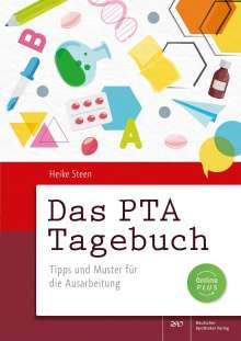 Heike Steen: Das PTA Tagebuch, 1 Buch und 1 Diverse