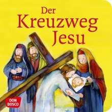 Monika Arnold: Der Kreuzweg Jesu, Buch