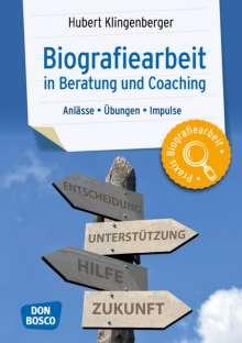 Hubert Klingenberger: Biografiearbeit in Beratung und Coaching, 1 Buch und 1 Diverse