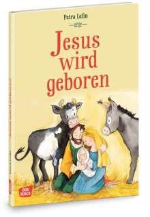 Susanne Brandt: Jesus wird geboren, Buch