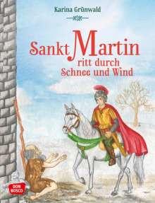 Gesa Rensmann: Sankt Martin ritt durch Schnee und Wind, Buch