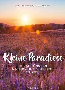 Peter Rüther: Kleine Paradiese, Buch