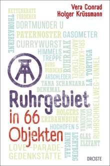 Vera Conrad: Ruhrgebiet in 66 Objekten, Buch