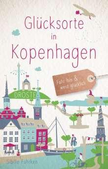 Sibille Fuhrken: Glücksorte in Kopenhagen, Buch