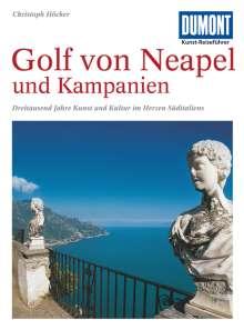 Christoph Höcker: DuMont Kunst-Reiseführer Golf von Neapel und Kampanien, Buch