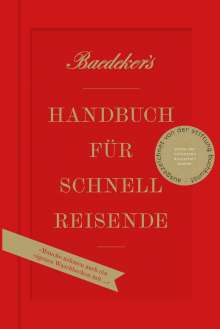 Christian Koch: Baedeker's Handbuch für Schnellreisende, Buch