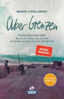 Margot Flügel-Anhalt: Über Grenzen, Buch