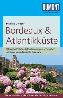 Manfred Görgens: DuMont Reise-Taschenbuch Bordeaux & Atlantikküste, Buch