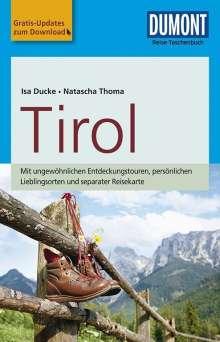 DuMont Reise-Taschenbuch Reiseführer Tirol, Buch