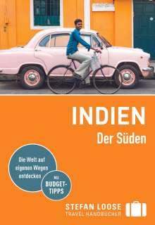 Nick Edwards: Stefan Loose Reiseführer Indien, Der Süden, Buch