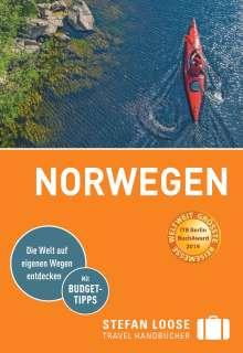 Michael Möbius: Stefan Loose Reiseführer Norwegen, Buch