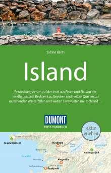 Sabine Barth: DuMont Reise-Handbuch Reiseführer Island, Buch