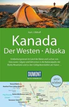 Kurt Jochen Ohlhoff: DuMont Reise-Handbuch Reiseführer Kanada, Der Westen, Alaska, Buch