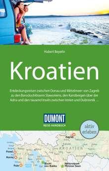 Hubert Beyerle: DuMont Reise-Handbuch Reiseführer Kroatien, Buch