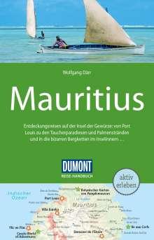 Wolfgang Därr: DuMont Reise-Handbuch Reiseführer Mauritius, Buch