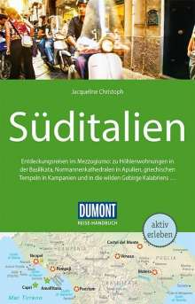 Jacqueline Christoph: DuMont Reise-Handbuch Reiseführer Süditalien, Buch