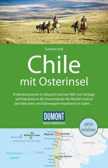 Susanne Asal: DuMont Reise-Handbuch Reiseführer Chile mit Osterinsel, Buch