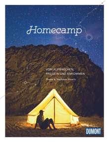 Doron Francis: DuMont Bildband Homecamp, Buch