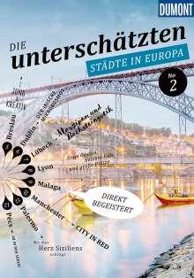 Matthias Pasler: DuMont Bildband Die unterschätzten Städte in Europa, Buch