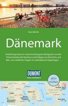 Hans Klüche: DuMont Reise-Handbuch Reiseführer Dänemark, Buch