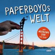Rich McCor: Paperboyos Welt, Buch