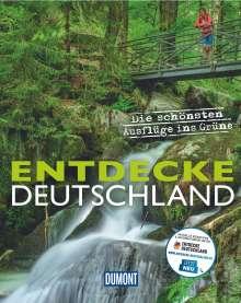Karl W. Hoch: DuMont Bildband Entdecke Deutschland, Buch