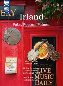 Nicole Quint: DuMont Bildatlas 187 Irland, Buch