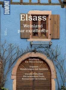 Dina Stahn: DuMont Bildatlas 32 Elsass, Buch