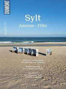 Hilke Maunder: DuMont Bildatlas Sylt, Amrum, Föhr, Buch