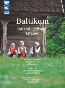 Christian Nowak: DuMont Bildatlas 104 Baltikum, Buch
