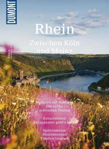 Klaus Simon: DuMont Bildatlas Rhein - Zwischen Köln und Mainz, Buch