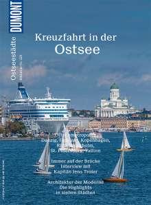 Christian Nowak: DuMont Bildatlas 221 Kreuzfahrt in der Ostsee, Buch