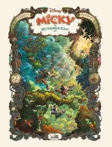 Walt Disney: Micky und der verlorene Ozean, Buch