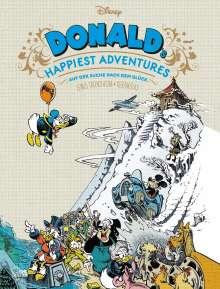 Walt Disney: Donald's Happiest Adventures, Buch