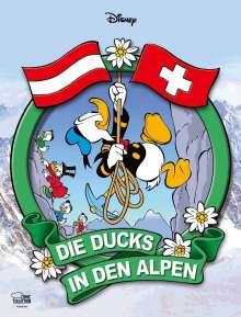 Walt Disney: Die Ducks in den Alpen, Buch