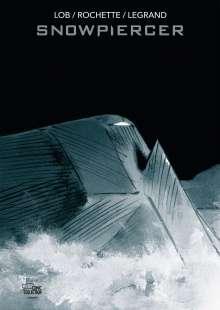Jacques Lob: Snowpiercer, Buch