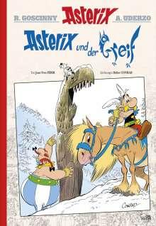 Jean-Yves Ferri: Asterix 39 Luxusedition, Buch