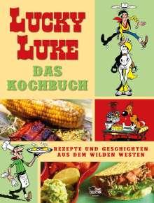 Claude Guylouis: Das große Lucky-Luke-Kochbuch, Buch