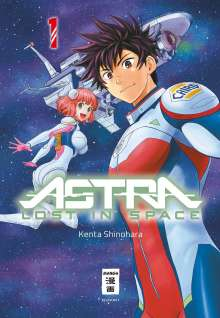 Kenta Shinohara: Astra Lost in Space 01, Buch