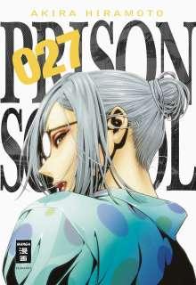 Akira Hiramoto: Prison School 27, Buch
