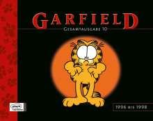 Jim Davis: Garfield Gesamtausgabe 10, Buch