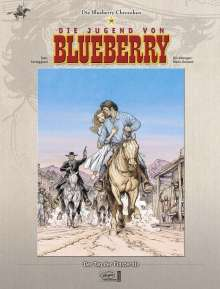François Corteggiani: Blueberry Chroniken 18, Buch