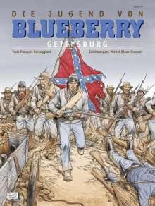 Francois Corteggiani: Blueberry 49 (Jugend 20), Buch