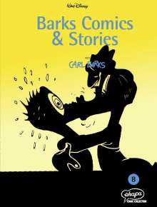 Carl Barks: Barks Comics & Stories 08 NA, Buch