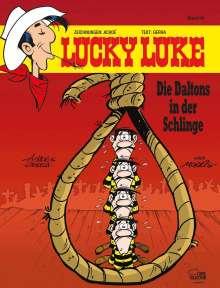 Achdé: Lucky Luke 80 - Die Daltons in der Schlinge, Buch