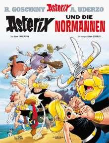 René Goscinny: Asterix 09: Asterix und die Normannen, Buch